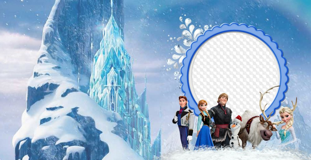 Frozen Free Photobook | 8 PSD files ( Layered ) | Free Download ...