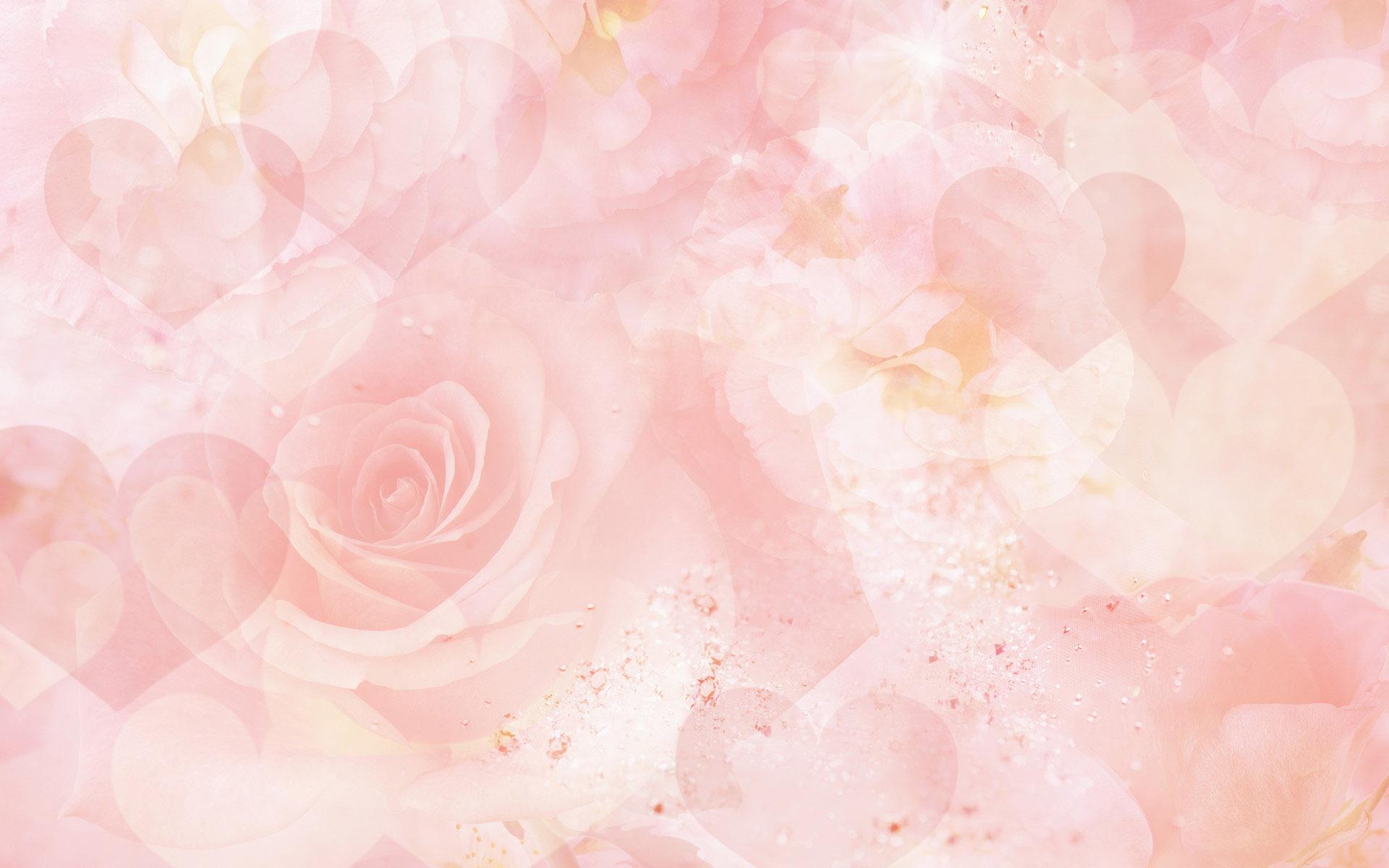 Любимому, розовый фон открытка