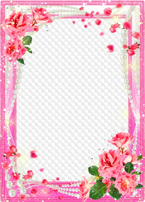 marcos para photoshop flores y mariposas