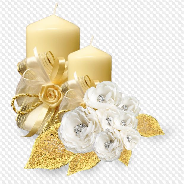 Boda en PNG: racimos con marcos, flores, anillos, accesorios ...