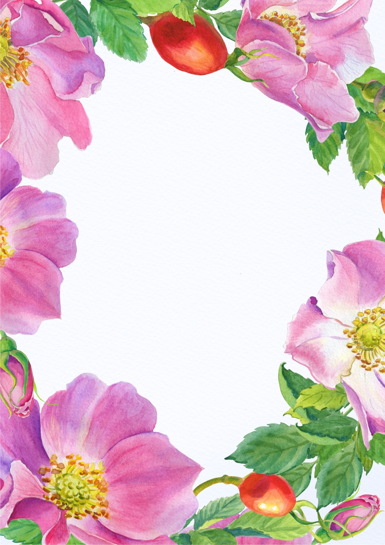 Видео днем, форма цветка для поздравления