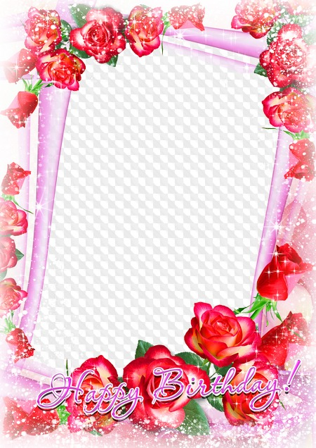 Birthday photo frame - Happy Birthday! ( free Birthday photo frame ...