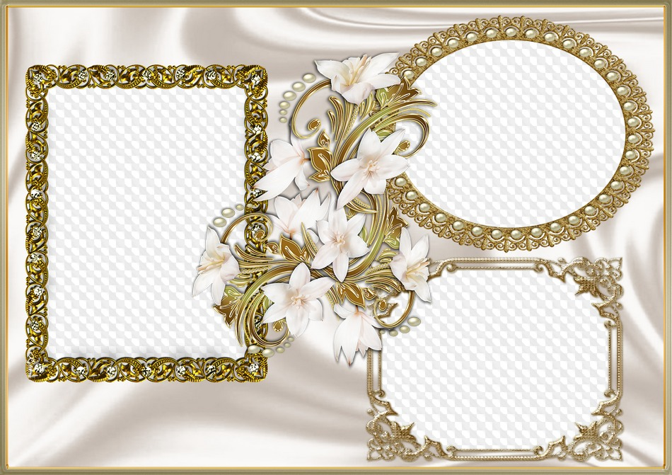 PSD, PNG, Photo frame My family. Transparent PNG Frame, PSD Layered ...