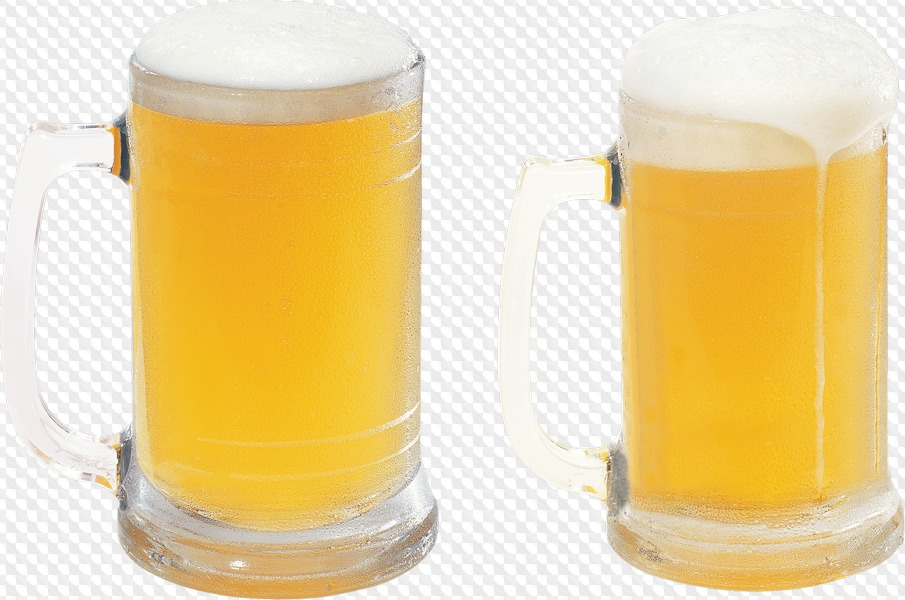 кружка пива прозрачный фон жилых помещениях, которые