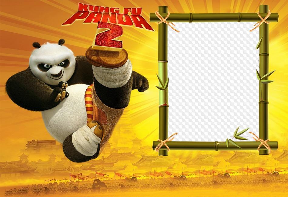 Kung fu panda paper puppet m. Gulin.