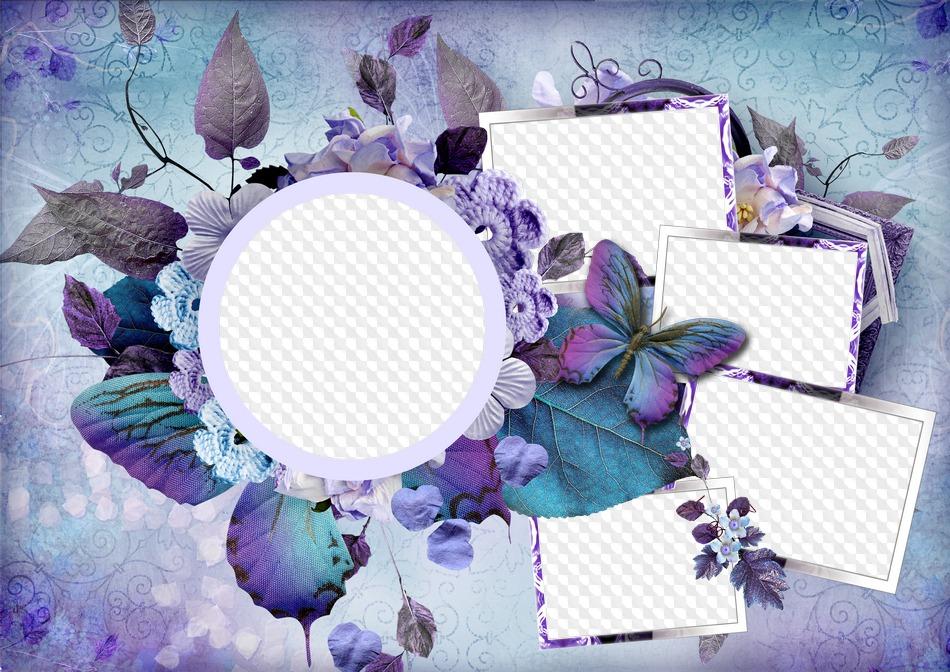 Fantástico Free Photoshop Picture Frames Elaboración - Ideas ...