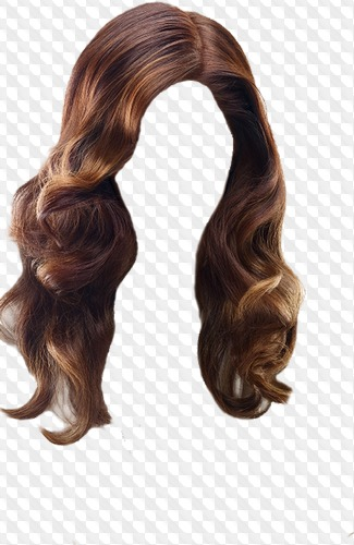 Hairstyles With Long Hair Png Psd
