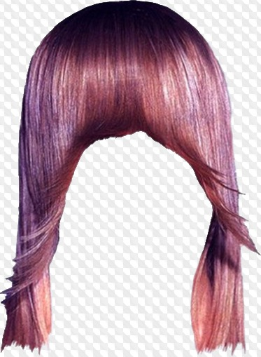 Psd 40 Png Long Female Hairstyles Blondes Red Black Straight And