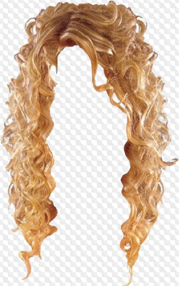 Psd 40 Png Long Female Hairstyles Blondes Red Black Straight