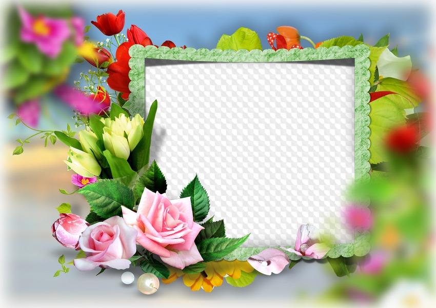 Фотошоп форум открытки, весенняя