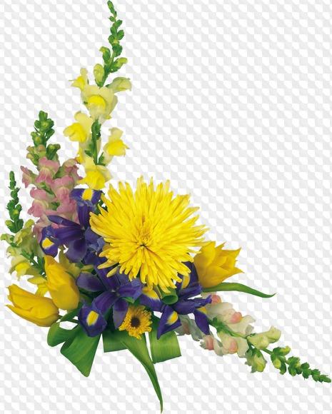 7 Png Flores Composiciones De Flores Imagenes Con Fondo Transparente