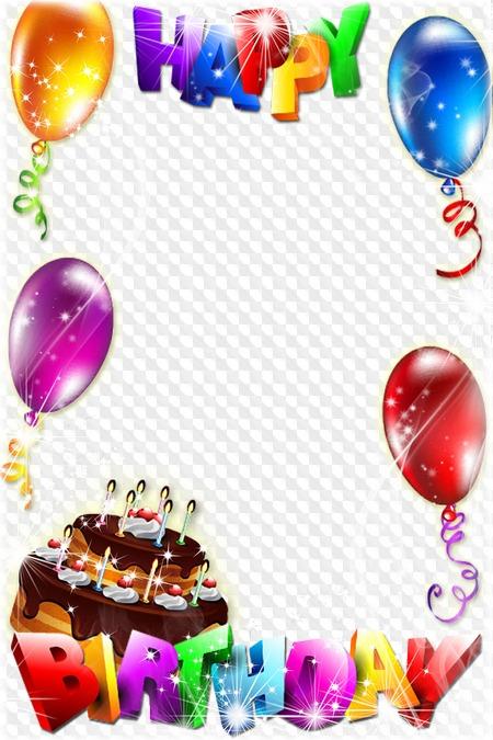 Marco De Niños Para Foto Feliz Cumpleaños Descarga Gratuita Marco