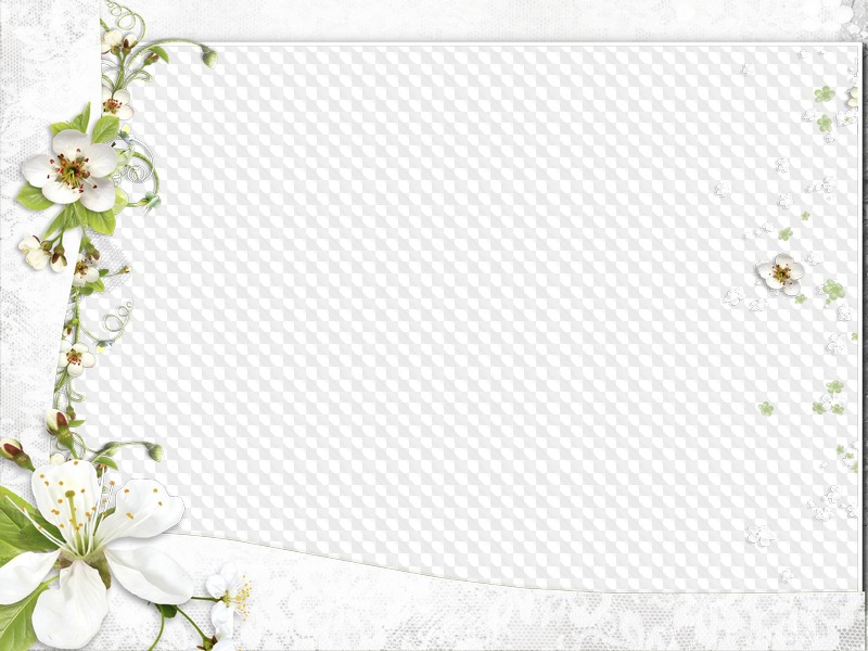 Wedding frame PNG, PSD  Transparent PNG Frame, PSD Layered