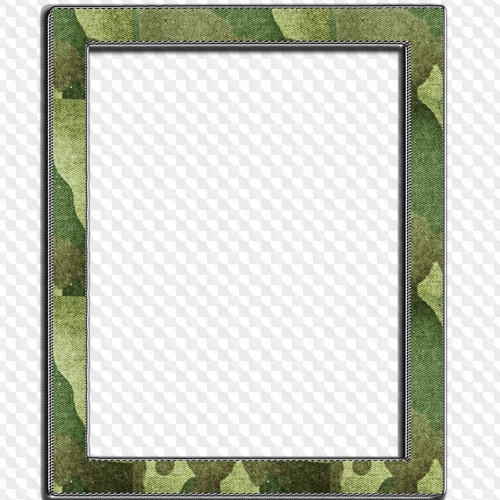Camouflage frames png ( free 10 frames png in military style ...