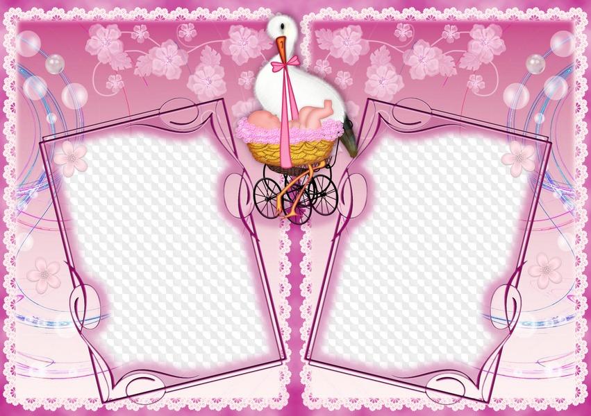 Первым, рамки открытки с новорожденных
