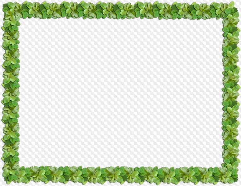 16 PNG, fresa con marco deja con fondo transparente