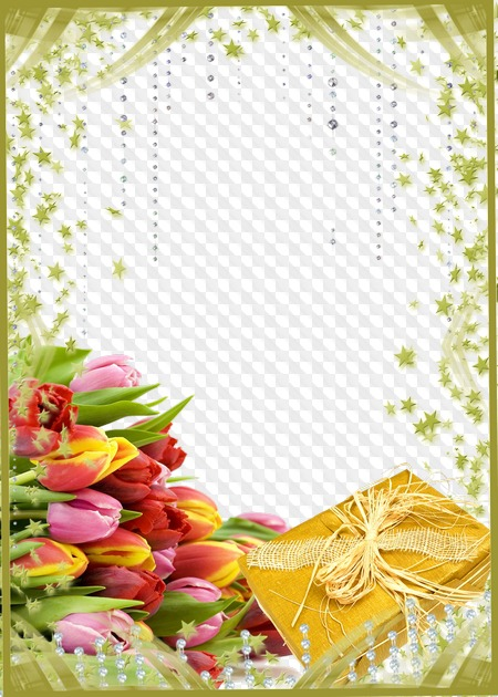Frame Happy Birthday to PSD file download. Transparent PNG Frame ...