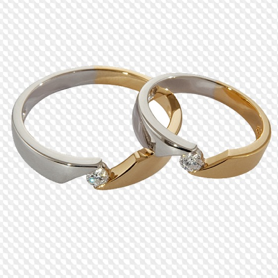 50 Png Wedding Ring On Transparent Background