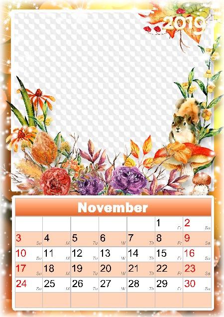 Картинки листы календаря по месяцам