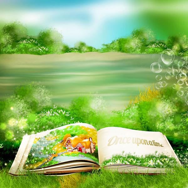 Папки с картинками о природе
