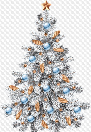 White Christmas Tree Png.White Christmas Tree Psd File 6 Png Transparent Background