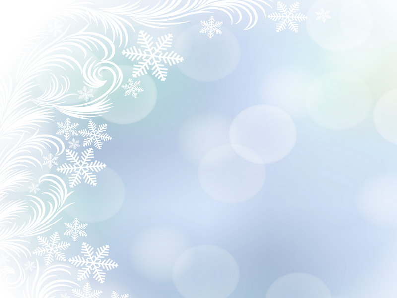 Фон для открытки зима, вместо