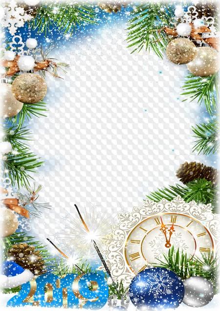 Png psd trasnparentes marcos de navidad - Marcos transparentes ...