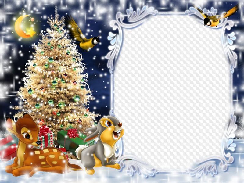 Коты, новогодняя детская открытка пнг