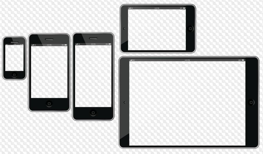 Картинки с планшетом на прозрачном фоне, отправить
