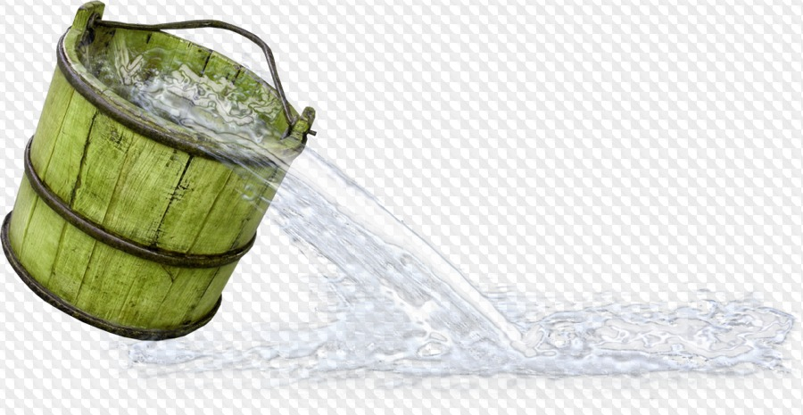Картинка с ведром воды