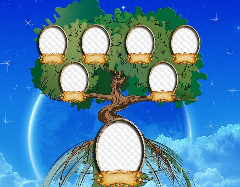 Моя родословная картинки дерево для портфолио