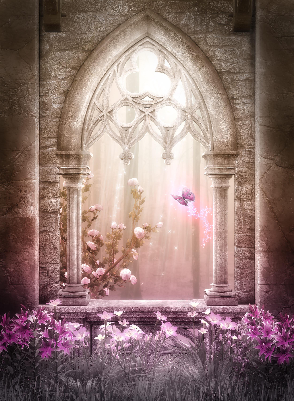 фразы картинки красивых сказочных окон этого обычно