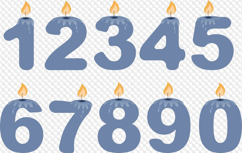 Birthday Clipart Download 92 Free Png Images Candles Cake Balloons Clown Numbers