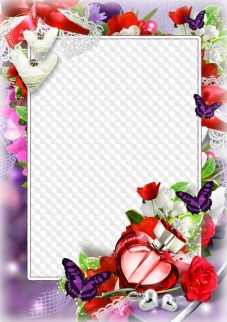 Love frames, photo frames, PNG, PSD, | Free download