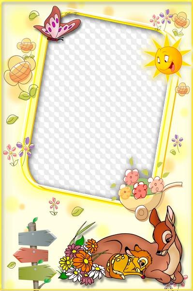 9b72815a49 Childrens frames for photos 15 frames png download