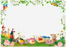 png рамки для фотографий: Скачать детские рамки png | 161x227
