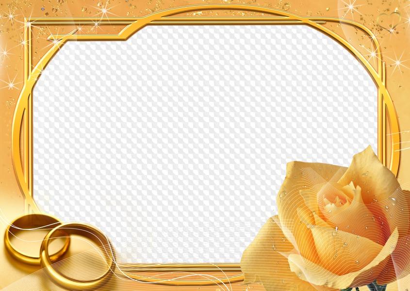 Шаблоны открыток с золотой свадьбой, днем рождения