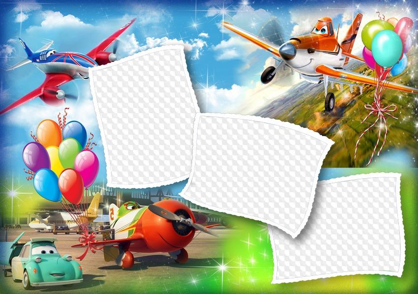 фоторамки самолеты картинки