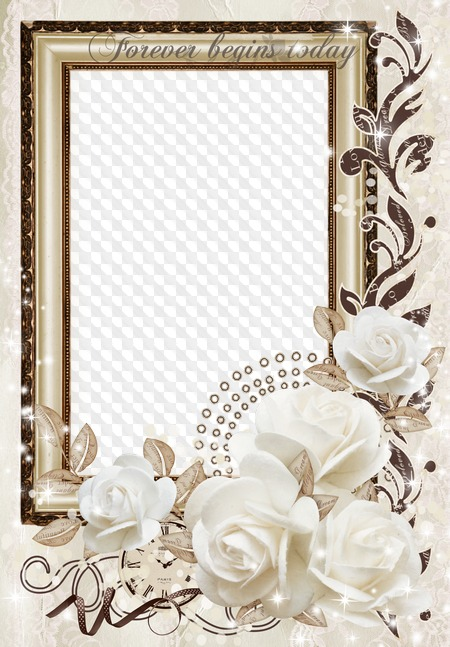 free wedding png frame photo frame psd wedding white roses free download transparent png frame psd layered photo frame template download photo frame psd wedding white roses