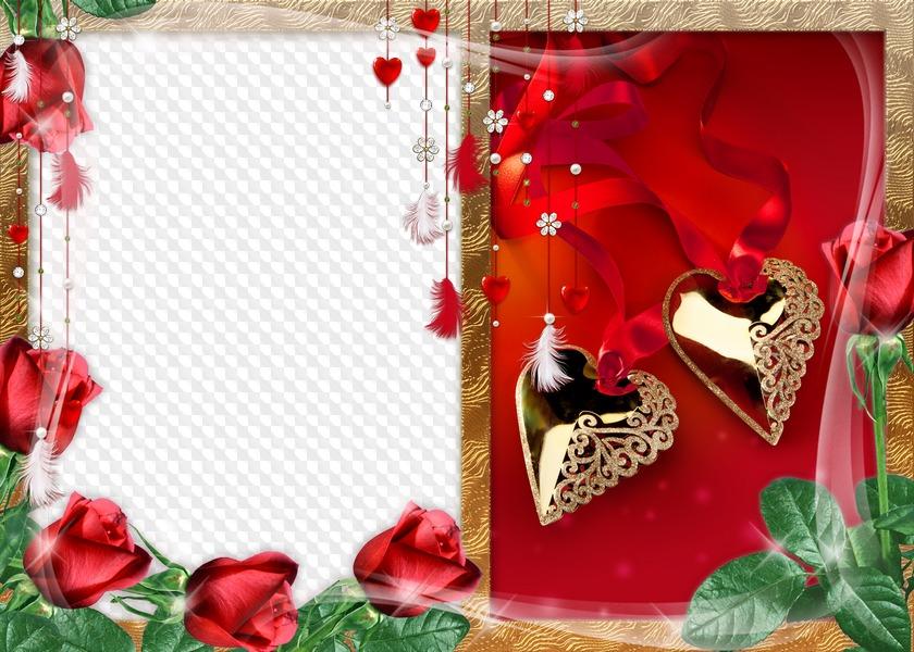 Картинки рубиновая свадьба для фотошопа