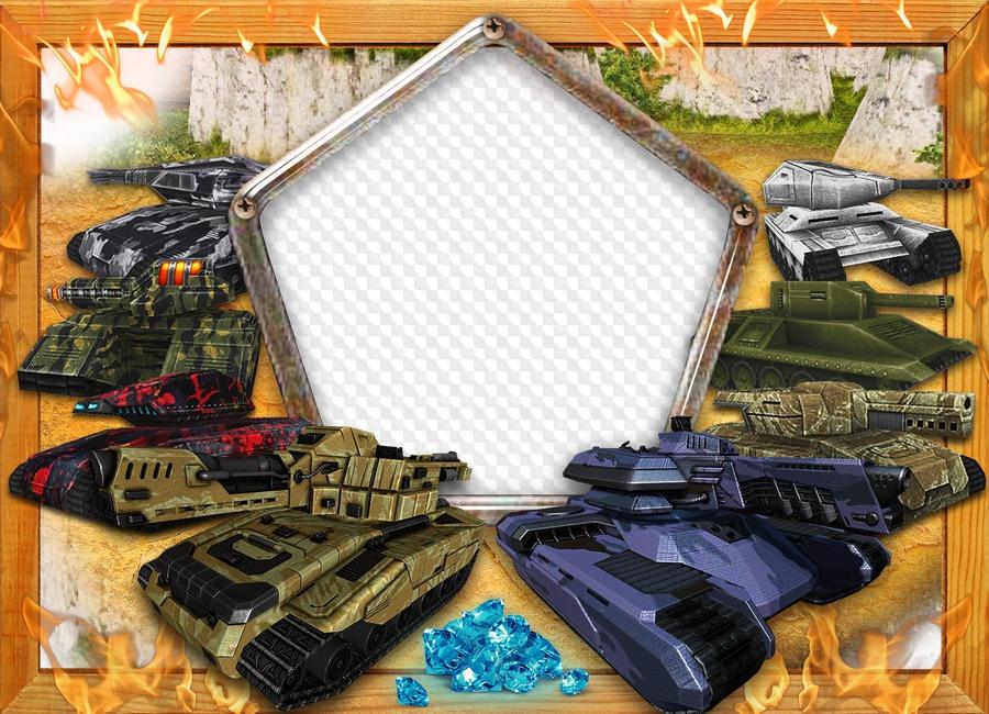 создан рамки для фотографий на военную тематику поздравления днем