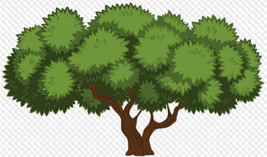 картинки дерево с листьями прозрачный фон малокалиберные патроны