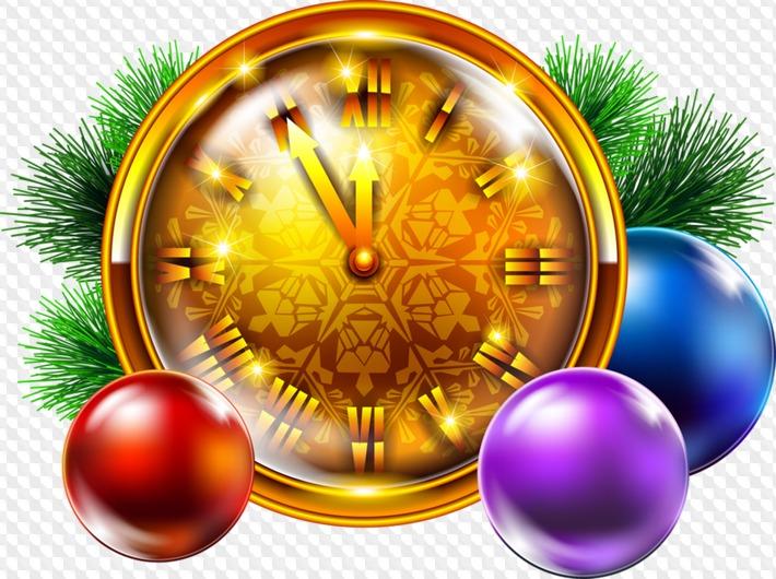 Фото оформление новогодних шаров