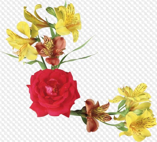 Картинка анимация красивые цветы на прозрачном фоне, слайды картинки счастливая