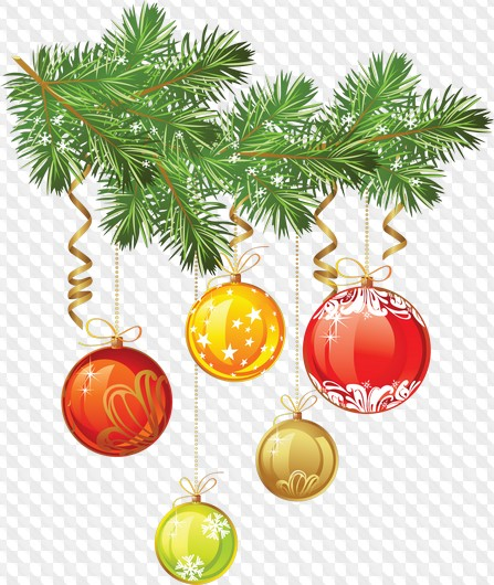 Christmas Graphics Transparent.Updated Png Graphics For Christmas Balls Christmas Trees