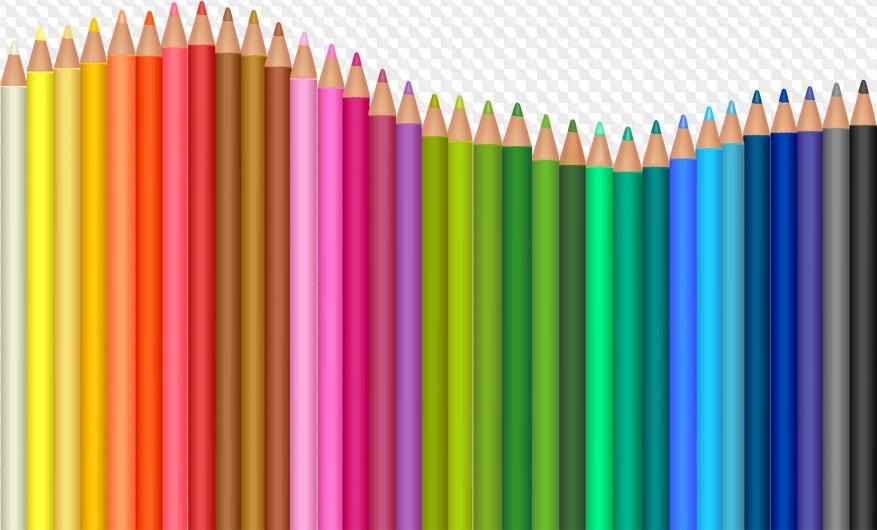 цветные карандаши картинки для оформления студии гарантирует, что