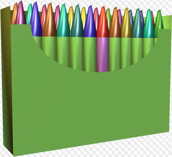 коробка карандашей картинка на прозрачном фоне что излучения