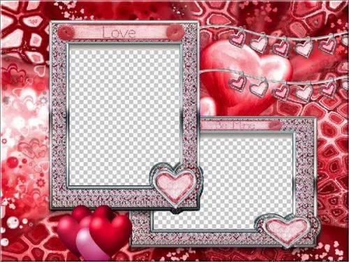 3 PNG Frame for Photoshop Love 3 PNG 122 MB Download Depositfilescom