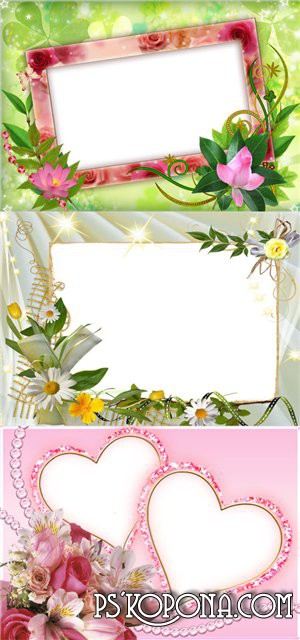 Frames for Foto - Love Heart