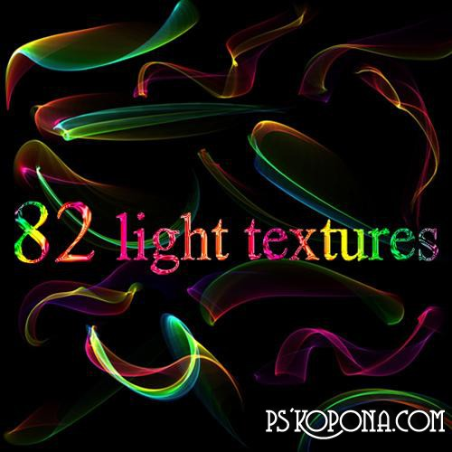 Light Textures - Colours in Motion